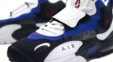 ナイキ・エアマックス・スピード・ターフ ニューヨーク・ジャイアンツ(Nike Air Max Speed Turf New York Giants)