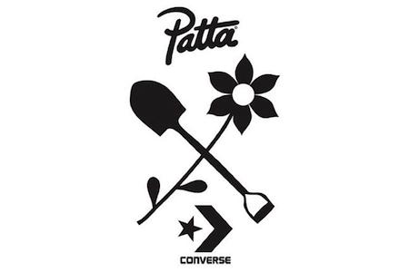 パッタ x コンバース ファースト・ストリング プロレザー(Patta x Converse First String Pro Leather)