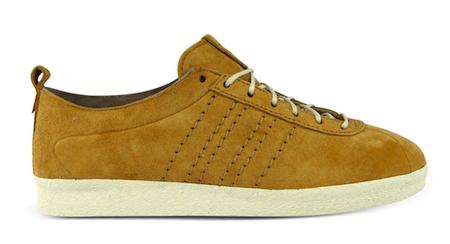 adidas Consortium Gazelle Vintage x Wood Wood
