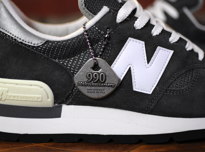 New Balance M990 GRY 30th Anniversary