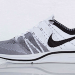 Nike Flyknit Trainer+ White/Black