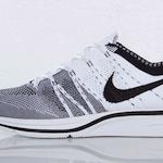 ナイキ・フライ・ニット・トレーナー+ ホワイト/ブラック(Nike Flyknit Trainer+ White/Black)