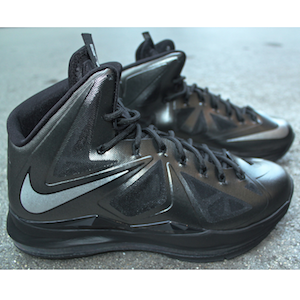Nike Lebron X Black Diamond