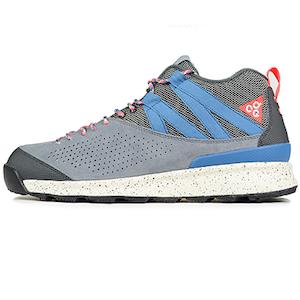 Nike Okwahn II QS Matt Silver/Charcoal