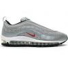 ナイキ エア マックス 97 プレミアム メタリックシルバー/バーシティレッド(Nike Air Max 97 Premium Metallic Silver/Versity Red)