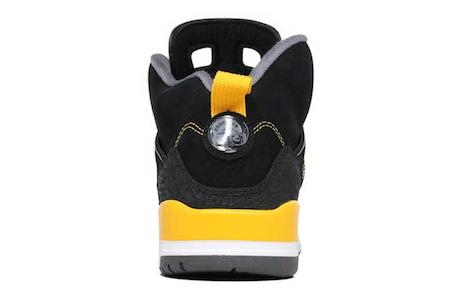 エアジョーダン スパイズイック ブラック ユニバーシティ・ゴールド(Air Jordan Spizike Black/University Gold)