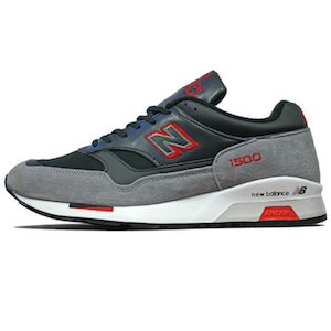 New Balance 1500 GYB GREY/RED/BLACK