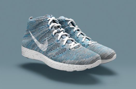 ナイキ・フライニット HTM チャッカ 2013(Nike Flyknit HTM Chukka 2013)