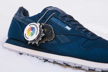 SNS X リーボック クラシック・レザー 30th アニバーサリー (SNS X Reebok Classic Leather 30th Anniversary)