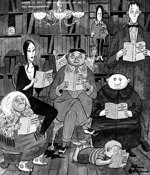 アダムス・ファミリー(The Addams Family)