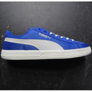 Puma Archive Lite Low Nylon Rt Snorkel blue – whisper white