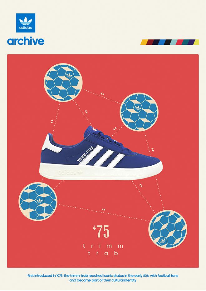 adidas Originals Trimm-Trab 'Blue' size? UK exclusive (2013)