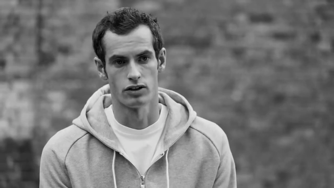 Andy Murray / professional tennis player