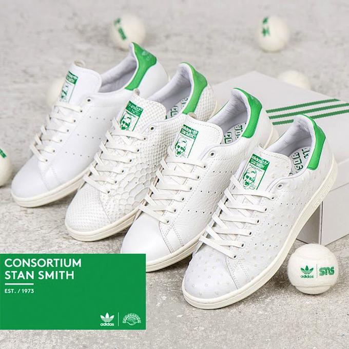 adidas Consortium Stan Smith Collection