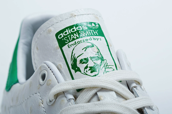 """adidas Consortium Stan Smith """"Ostrich Leather"""""""