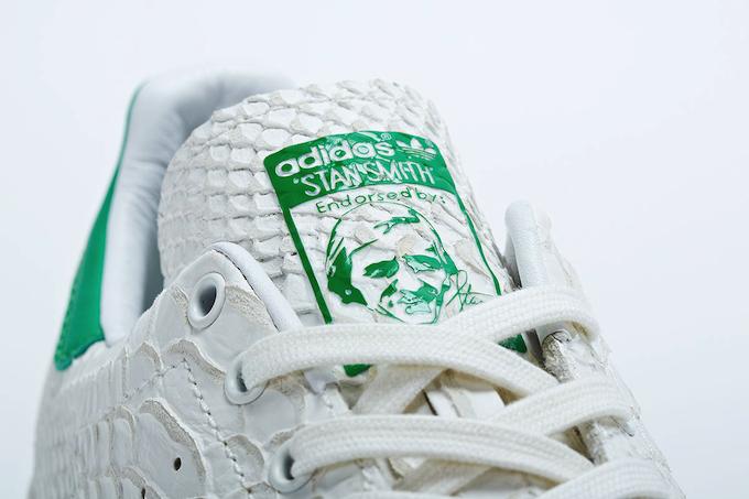 "adidas Consortium Stan Smith ""Reptile Leather"""