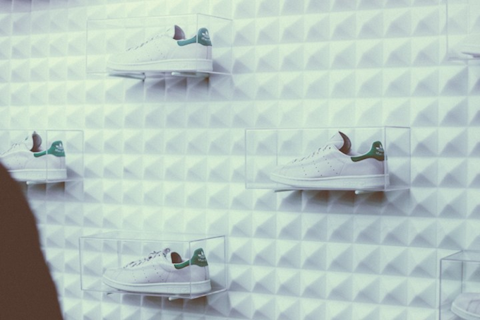 Stan Smith Re-Launch London Party