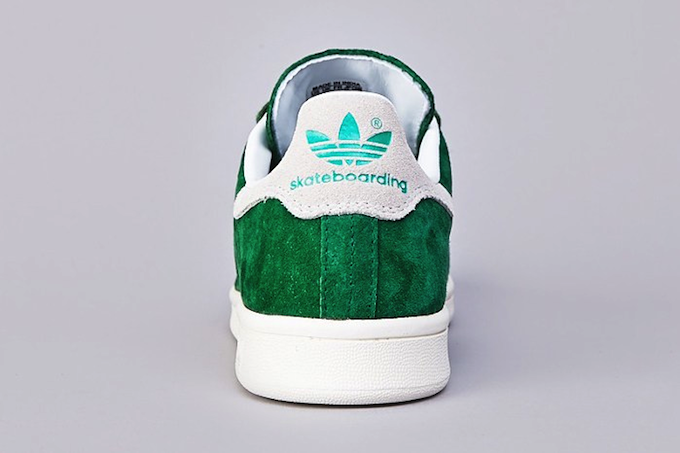 adidas Skateboarding Stan Smith Amazon Green