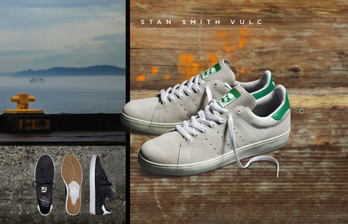 Adidas Stan Smith Vulc (2014 SS)