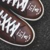マットブラウンのスタンスミス コラボモデル[NEIGHBORHOOD x adidas Originals Stan Smith]登場