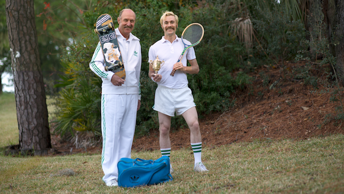 Stan Smith and Nestor Judkins