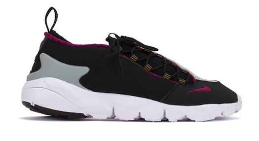 ナイキ・エア・フットスケイプ・モーション 2014 ブラック/マゼンタ(Nike Air Footscape Motion 2014 Black/Bright Magenta)