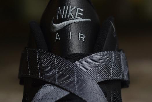 ナイキ・エアレイド・ブラック/グレー/ホワイト(Nike Air Raid(Black/Flint Grey-White)