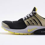 ナイキ・エアプレスト SP ブラック/イエロー/ストリーク(Nike Air Presto SP Black / Yellow / Streak)