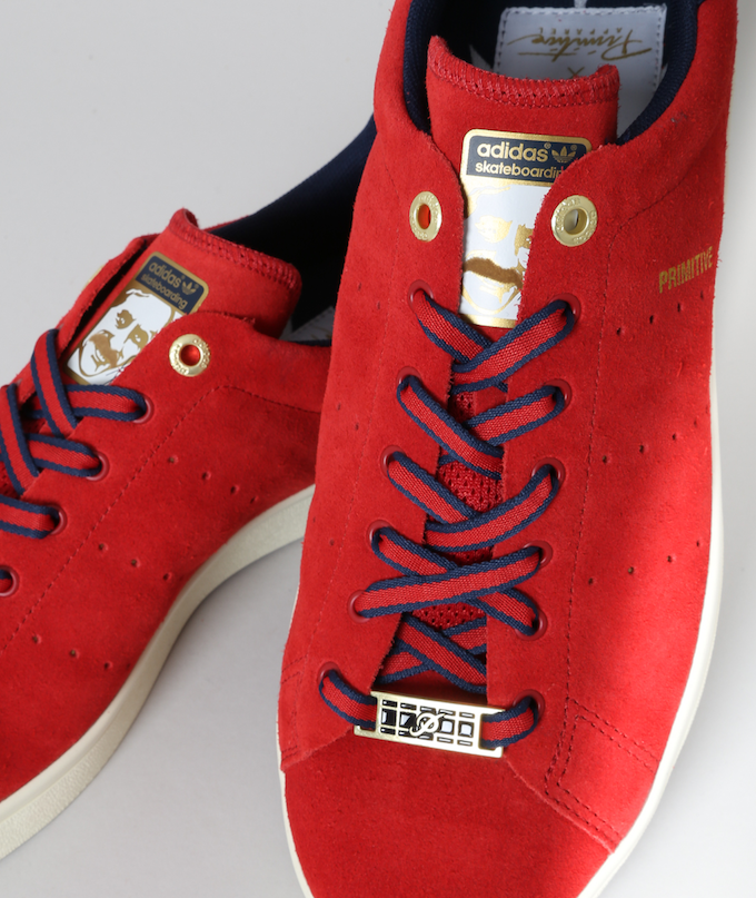 adidas Skateboarding Stan Smith Vulc x Primitive