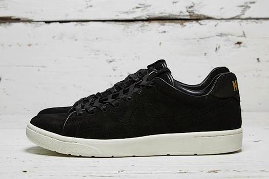 ナイキ・テニス・クラシック SP ブラック・スエード(Nike Tennis Classic SP black suede)