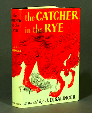 ライ麦畑でつかまえて 初版本 / JDサリンジャー(The Catcher in the Rye FIRST EDITION / Jerome David Salinger)