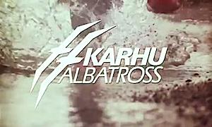 カルフ・アルバトロス TV CM 1982(Karhu Albatross TV CM 1982)