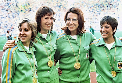 1972 Summer Olympics West German team