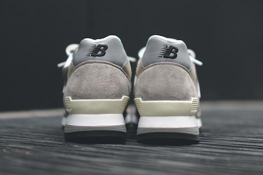 ニューバランス M996 グレー(New Balance M996 Grey)