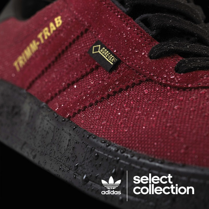 adidas Originals Trimm-Trab size? Exclusive (2014)