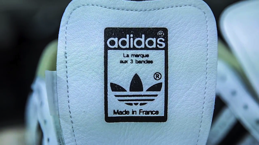 adidas Consortium Superstar Made in France