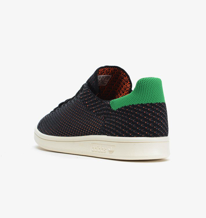 adidas Stan Smith Primeknit Core Black-Green
