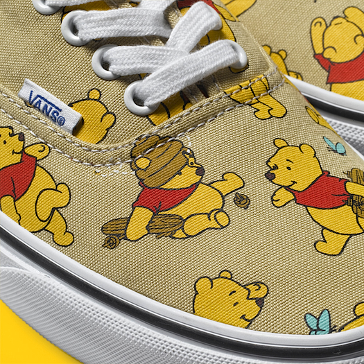 Disney Vans Authentic Winnie-the-Pooh