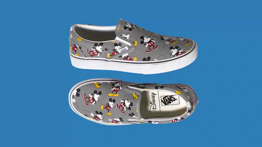Disney x Vans Collection 2015 PV
