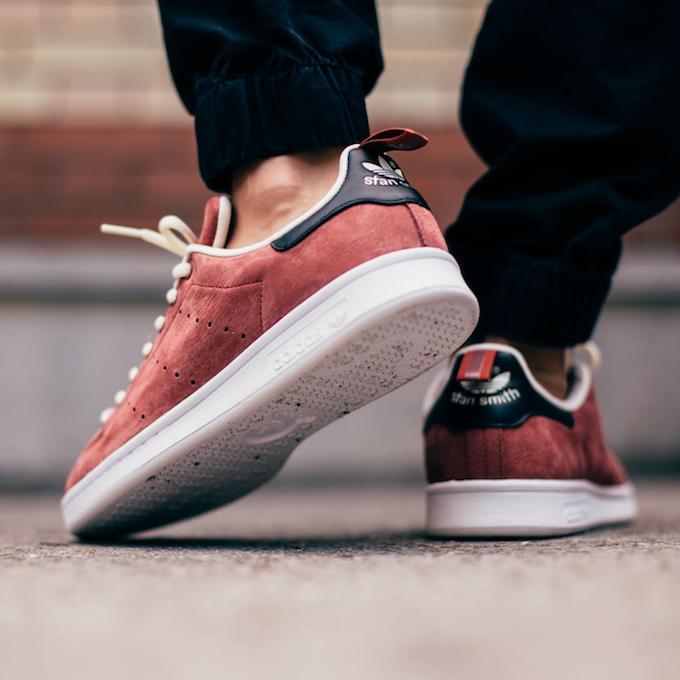 adidas Originals Stan Smith [Rust Red]