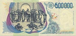 500,000 Lira