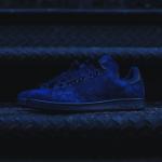 インディゴブルー スエードのスタンスミス[adidas Originals Stan Smith Night Indigo]登場