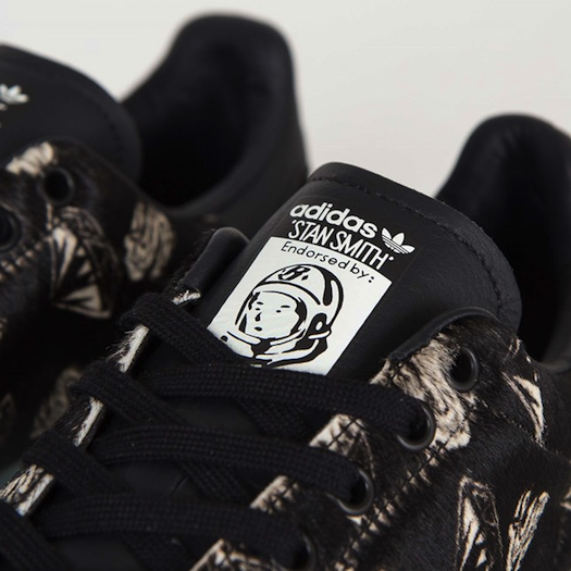 Billionaire Boys Club x adidas Originals Stan Smith Ponyhair