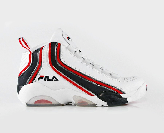 "Fila Stack 2 ""Red Pack"""