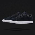 フラグメント・デザイン・テニス・クラシック・ブラック・スエード(fragment design x NikeLab Tennis Classic black suede)