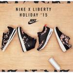 リバティ・ロンドン x ナイキ・コレクション・ホリデー 2015(Liberty London x Nike Collection Holiday 2015)