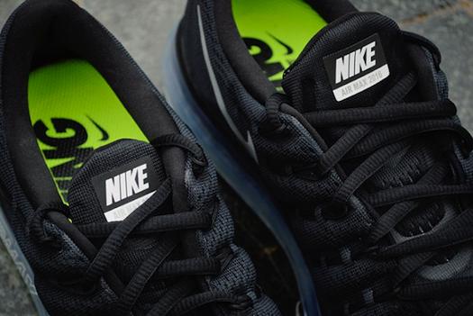 Nike Air Max 2016 Black