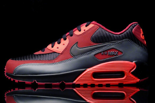 Nike Air Max 90 Essential Team Red Black