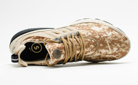 Nike Air Presto Camo Sand