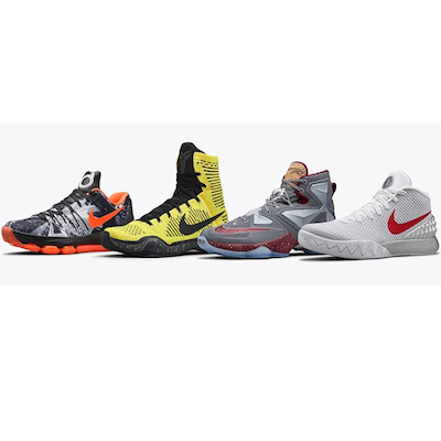 NIKE BASKETBALL OPENING NIGHT COLLECTION